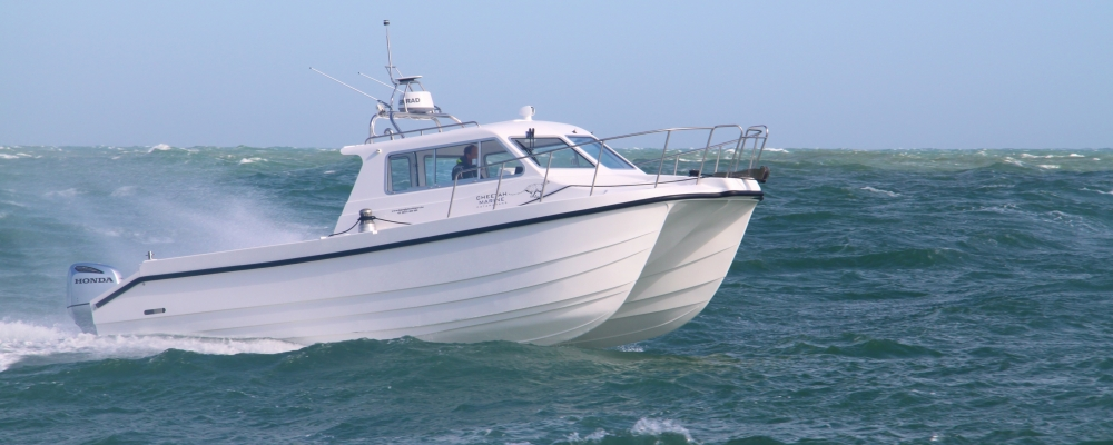 Power Catamarans. Leading Design and Construction ...