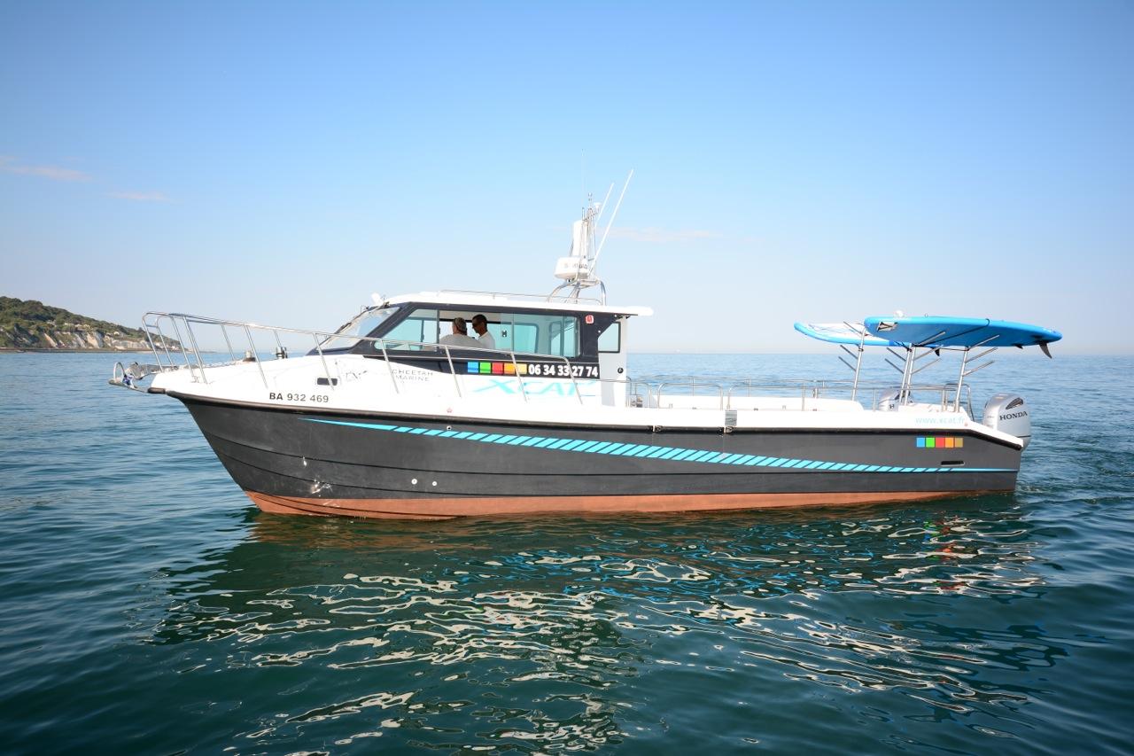 Cheetah X-CAT on Surf Safari | Cheetah Marine LLP